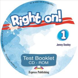 Right On! 1 Test Booklet Cd-rom (international)