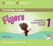 Cambridge English Young Learners 1 Flyers Audio CD