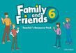 Family And Friends 6 Teacher's Resource Pack