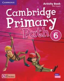 Cambridge Primary Path Level 6 Activity Book with Practice Extra