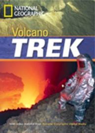 Footprint Reading Library 800: Volcano Trek