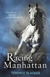 Racing Manhattan (Terence Blacker) Paperback / softback