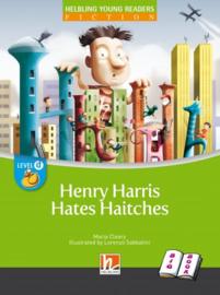 Henry Harris Hates Haitches Big Book