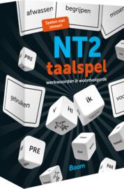 NT2 taalspel werkwoorden & woordvolgorde