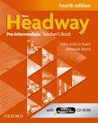 New Headway Pre-intermediate A2-b1 Teacher's Book + Teacher's Resource Disc