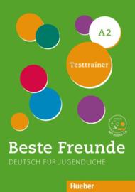 Beste Freunde A2 Testtrainer met Audio-CD