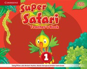 Super Safari British English Level1 Teacher's Book