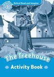 Oxford Read And Imagine Level 1 The Treehouse Activity Book