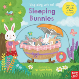 Sing Along With Me! Sleeping Bunnies (Novelty Book – Reissue)
