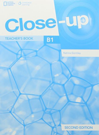 Close-up Second Ed B1 Teacher's Book + Online Teacher Zone