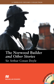 Adventures of the Norwood Builder and Other Stories, The Reader with Audio CD