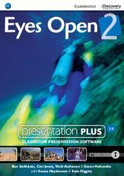 Eyes Open Level2 Presentation Plus DVD-ROM