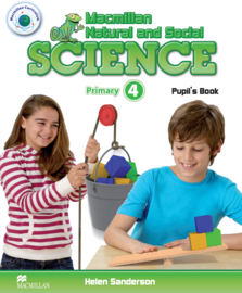 Macmillan Natural and Social Science Level 4 Pupil's Book