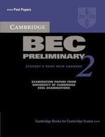 Cambridge BEC 2  Preliminary 2 Student's Book with Answers