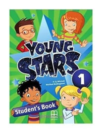 Young Stars 1 Students Book