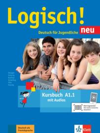 Logisch! neu A1.1 Studentenboek met Audio