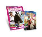 Paardendoeboek + DVD Bibi en Tina bioscoopfilm