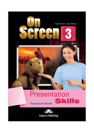 On Screen 3 Presentation Skills Teacher's Book (international)