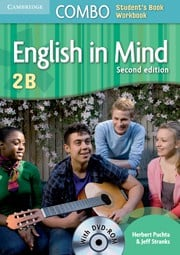 English in Mind Second edition Level2B Combo with DVD-ROM