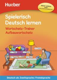 Wortschatz-Trainer – Aufbauwortschatz – neue Geschichten Buch met MP3-Download