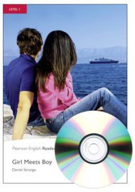 Girl Meets Boy Book & CD Pack