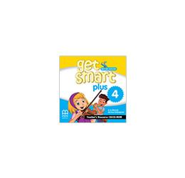 Get Smart Plus 4 Teacher's Resource Cd Rom British Edition