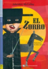 El Zorro + Downloadable Multimedia