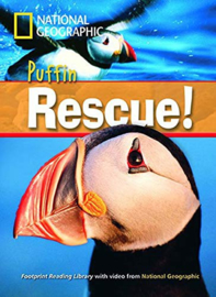 Footprint Reading Library 1000: Puffin Rescue! Book With Multi-rom (x1)