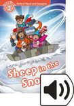 Oxford Read And Imagine Level 2 Sheep In The Snow Audio Pack