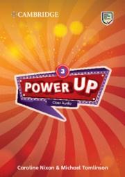 Power Up Level3 Class Audio CDs
