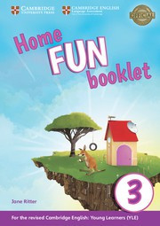 Storyfun for Starters, Movers and Flyers Second edition 3 Home Fun Booklet
