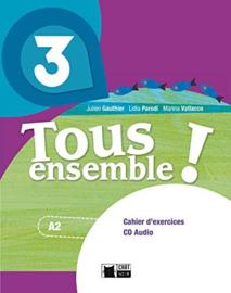 Livre de l'élève 3 + Cahier d'exercices 3 + CD audio + Livre Numérique 3