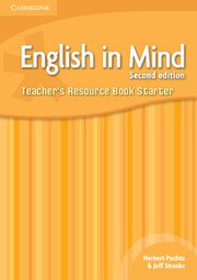 English in Mind Second edition StarterLevel Teacher's Resource Book