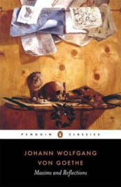 Maxims And Reflections (Johann Wolfgang Von Goethe)
