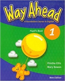 Way Ahead New Edition Level 1 Flash Cards