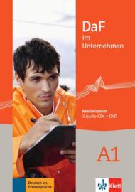 DaF im Unternehmen A1 Multimediapakket (2 Audio-CDs + DVD)
