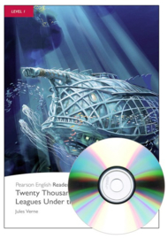 20,000 Leagues Under the Sea Book & CD Pack