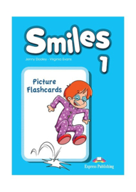 Smiles 1 Picture Flashcards (international)