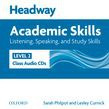 Headway Academic Skills 2 Listening, Speaking, And Study Skills Class Audio Cds (2)
