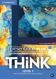 Think Level1 Presentation Plus DVD-ROM