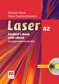 Laser 3rd edition Laser A2  Student's Book + eBook PackLaser 3rd edition Laser A2  Studen't Book + eBook Pack