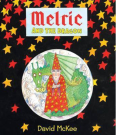 Melric and the Dragon (David McKee) Paperback / softback