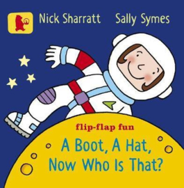 A Boot, A Hat, Now Who Is That? (Sally Symes, Nick Sharratt)