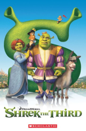 Shrek the Third + audio-cd (Level 3)