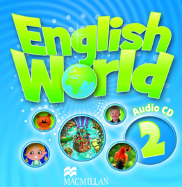 English World Level 2 Class Audio CD (2)