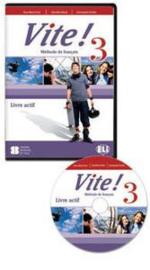 Vite! 3 Class Digital Book - DVD