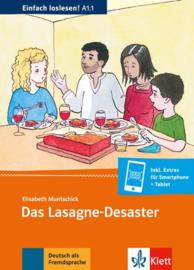 Das Lasagne-Desaster Buch + Online-Angebot