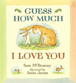 Guess How Much I Love You Big Book (Sam McBratney, Anita Jeram)