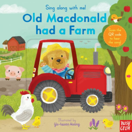 Sing Along With Me! Old Macdonald had a Farm  (Board Book – Reissue)