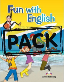 Fun With English 6 Primary Student's Pack With Multi-rom